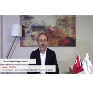 VIDEO 3-YATIRIM TEŞVİK BELGESİ NEDİR - X
