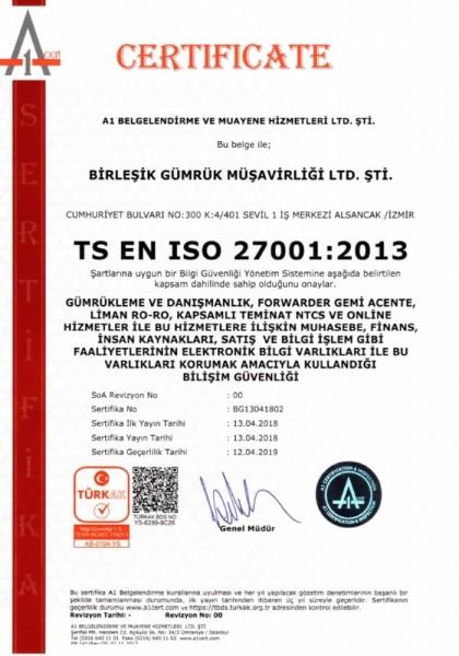 ISO 27001-2013-2018-X