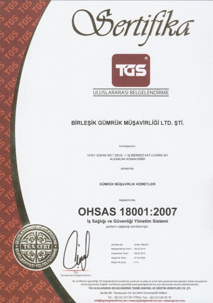 ISO 18001.2007