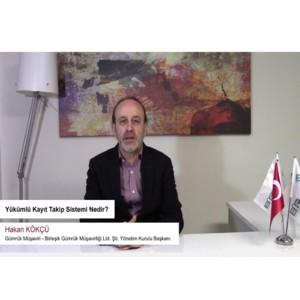 VIDEO 8-Yükümlü Kayıt Takip Sistemi Nedir-X